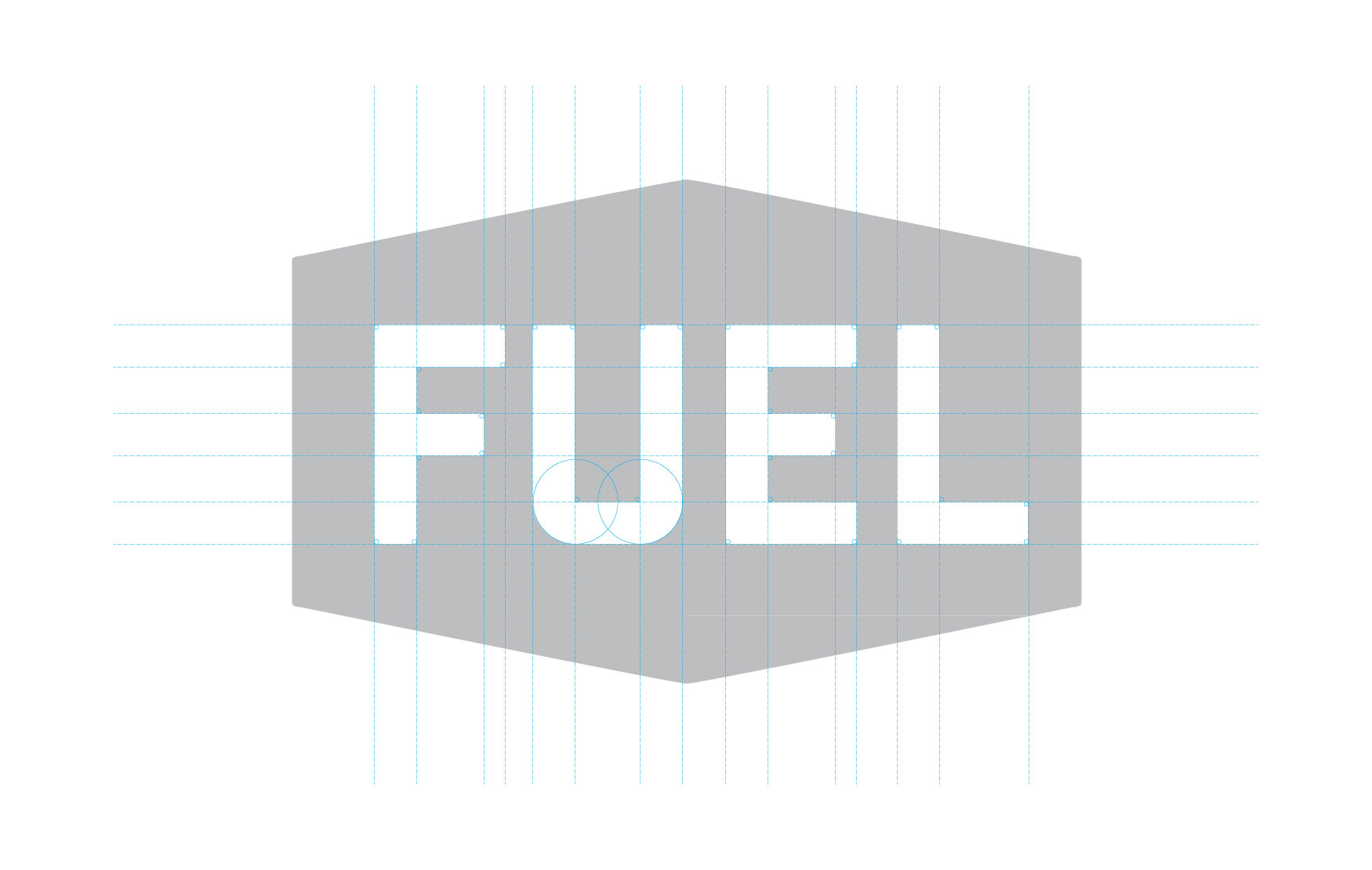fuel land development co identity rain visual strategy design