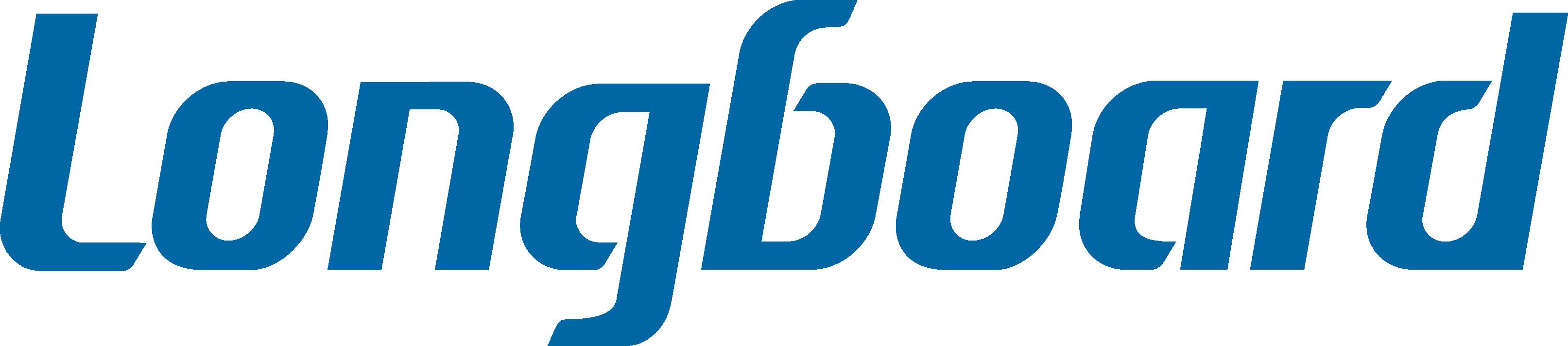 longboard rebranding - transition logo