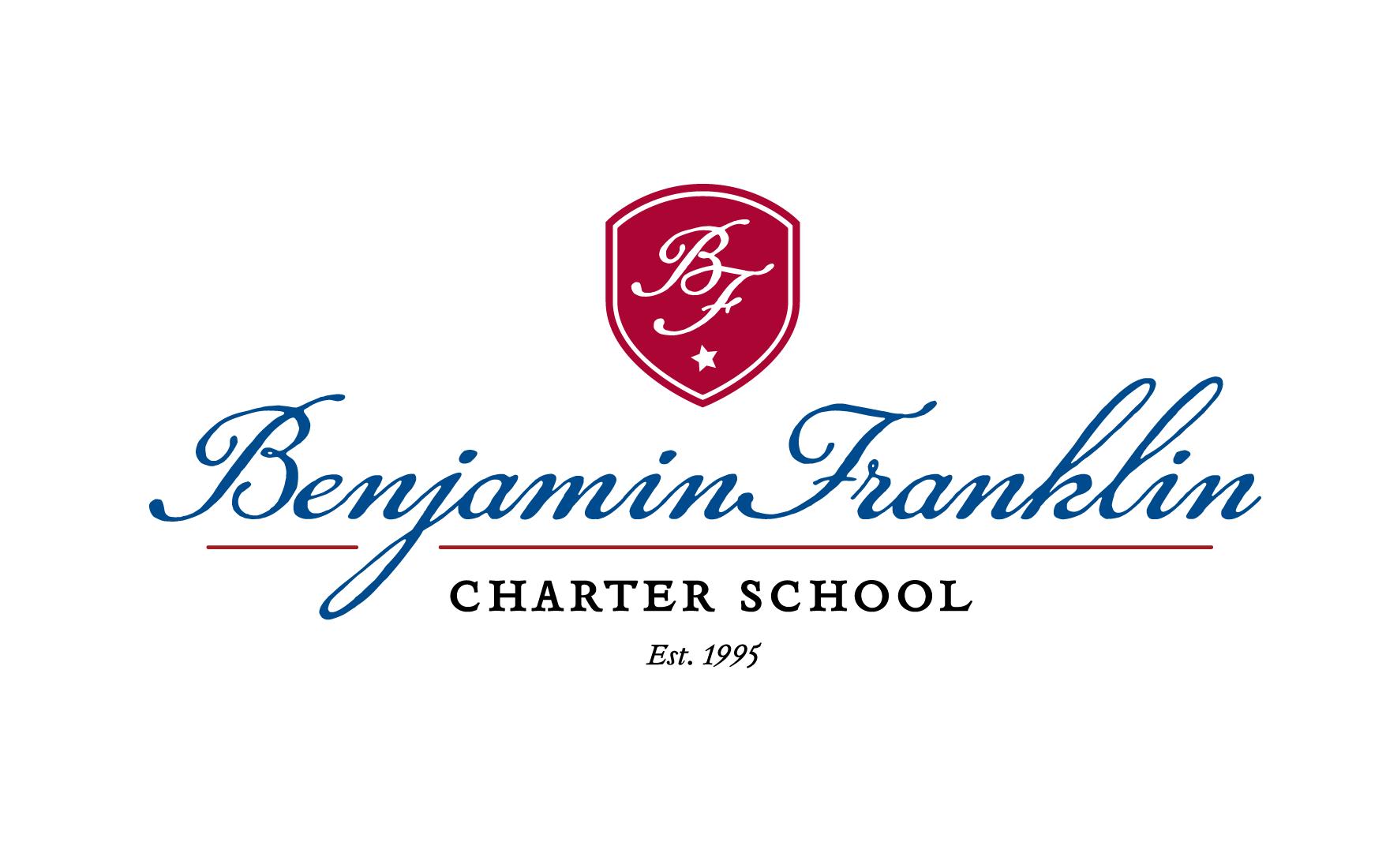 Benjamin Franklin Charter School Logo new