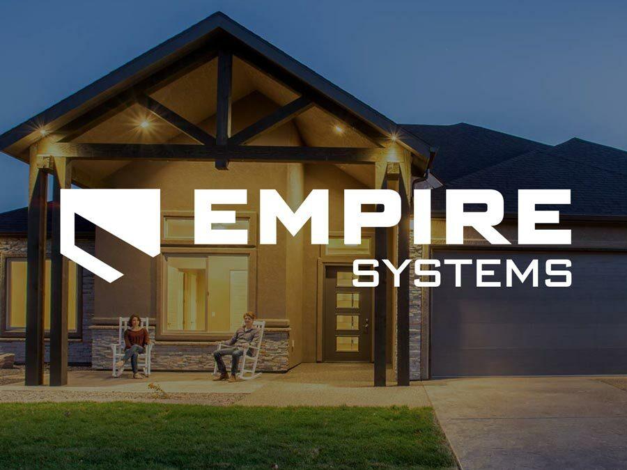 EMPIRE – Branding & Website Design
